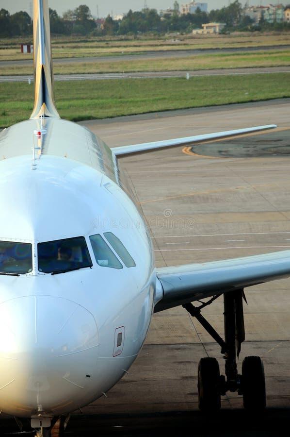 Download Airport stock image. Image of docked, runway, plane, boeing - 12863027