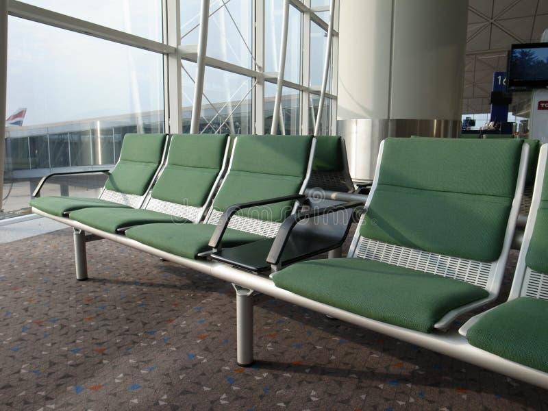 Airport boarding area