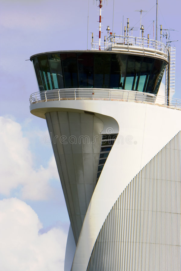 Download Airport Control Tower Building Editorial Photo - Image: 3340306