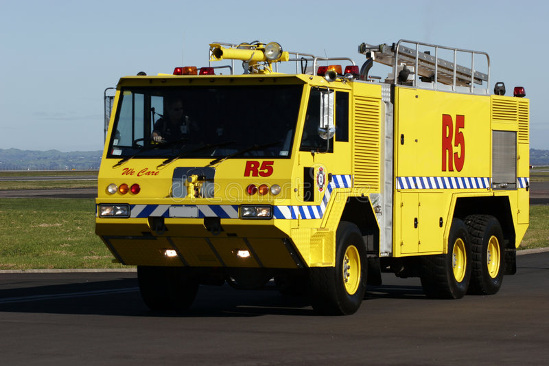 Download Airport Crash Tender Stock Photography - Image: 519552