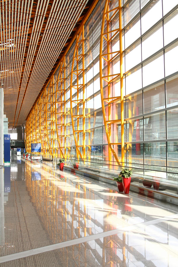 Download Airport Departure Area Royalty Free Stock Image - Image: 23821026