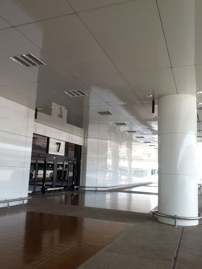 Download Airport entrance stock photo. Image of commercial, conference - 31363136