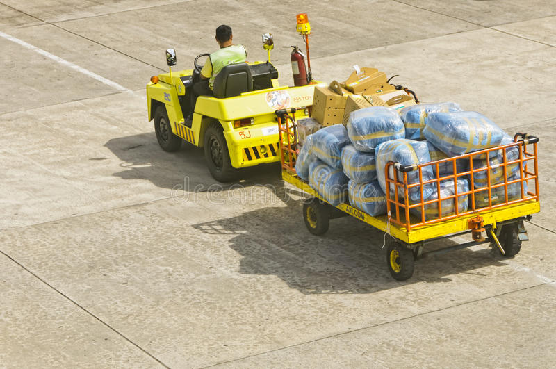 Download Airport Personnel editorial photo. Image of vehicle, baggage - 23875516