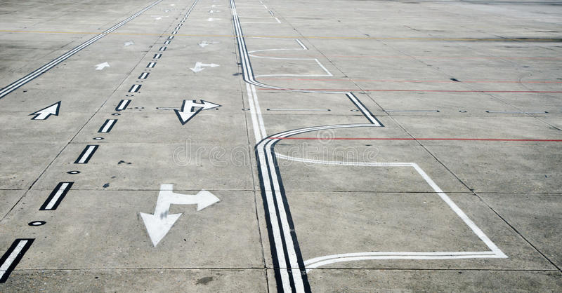 Download Airport runway stock image. Image of view, square, airport - 22764539