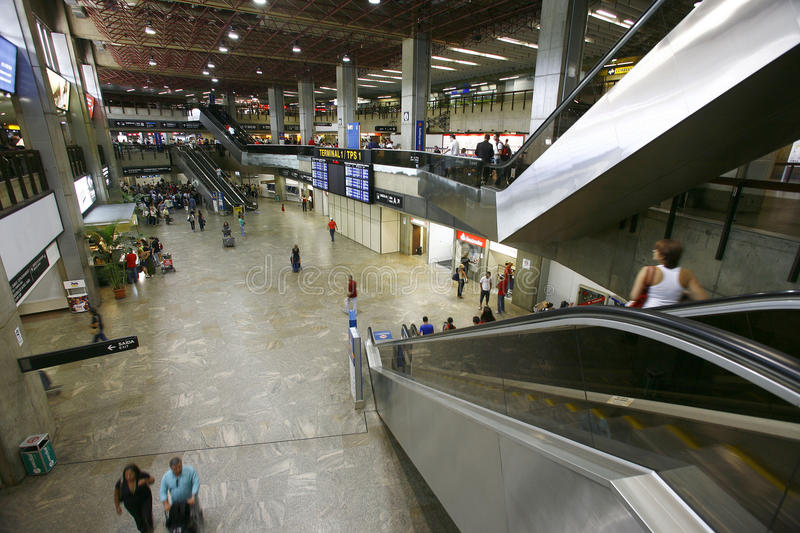 what is the main airport in sao paulo brazil