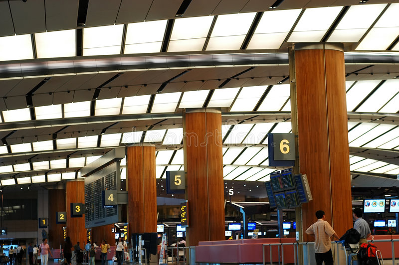 Download Airport Scenes Royalty Free Stock Images - Image: 668069