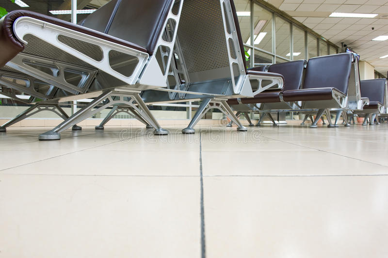 Download Airport seating stock photo. Image of angle, lounge, seat - 17972674