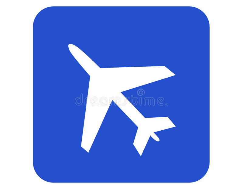 Download Airport Sign Stock Image - Image: 512581