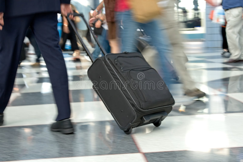 Airport Terminal royalty free stock photo
