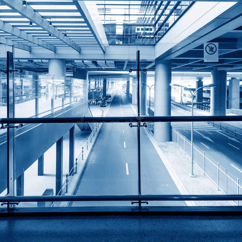 Free Airport Transportation System Stock Photo - 33987770