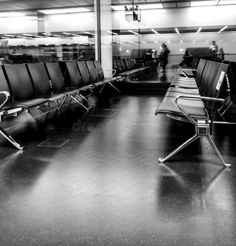 Download Airport waiting lounge stock image. Image of economy - 38166859