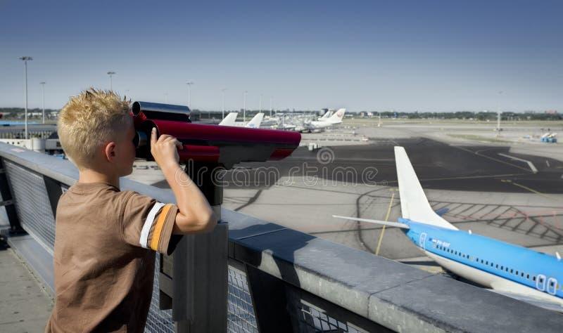 Airport05 stock foto