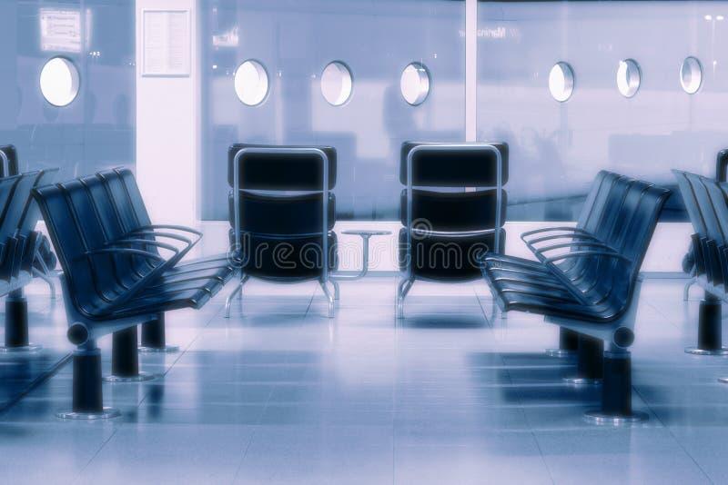 Airport06 imagem de stock royalty free