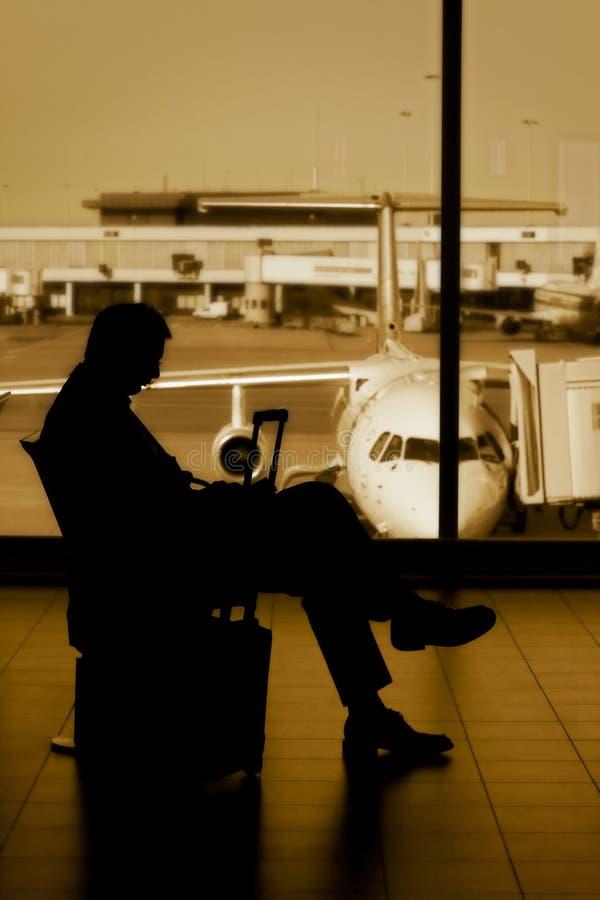 airport09 стоковое изображение rf