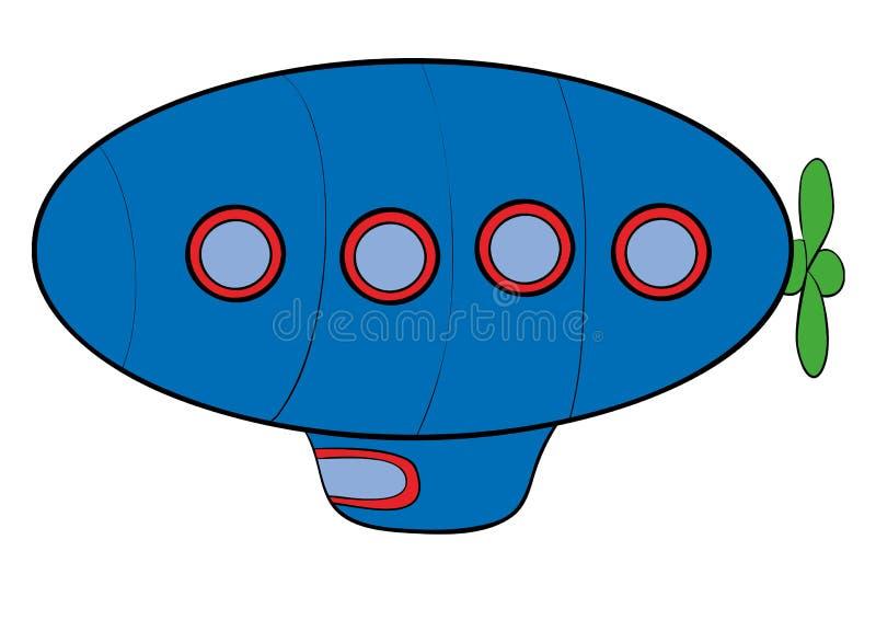 airship бесплатная иллюстрация