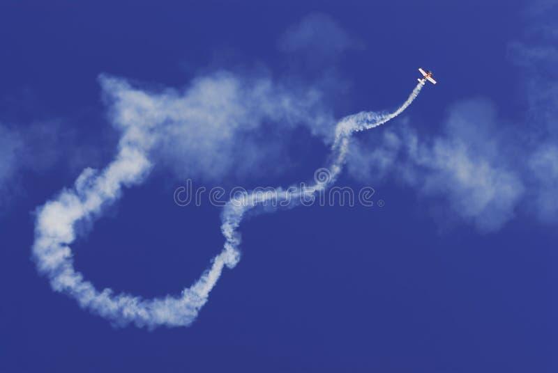 airshow zdjęcie stock