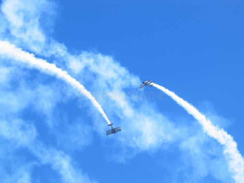 Airshow 5 immagini stock libere da diritti