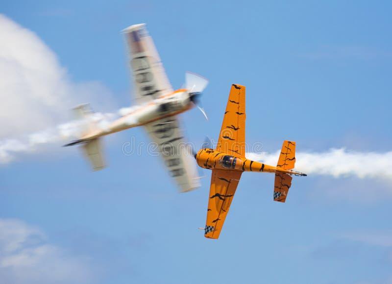 Airshow fotografie stock libere da diritti