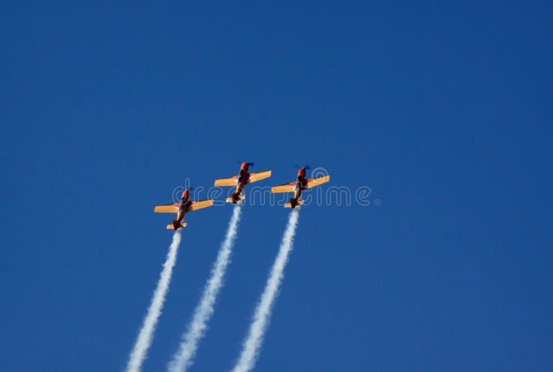 Airshow stock foto's