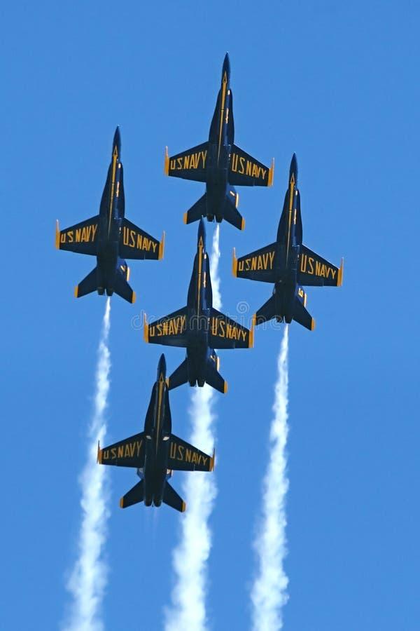 Airshow. immagini stock