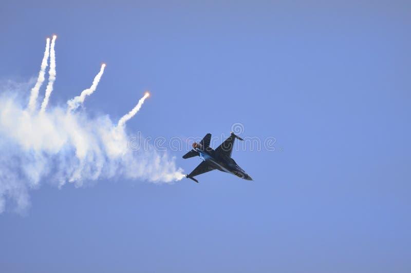 Airshow - Airpower11 royalty-vrije stock afbeeldingen
