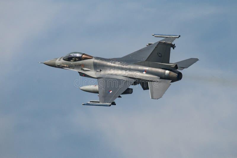 Airshow avec des jets et des hélicoptères photos libres de droits