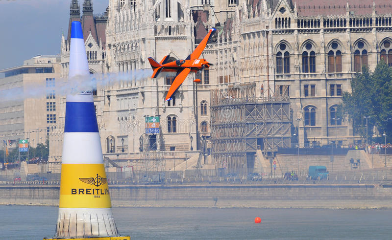 Download Airshow In Budapest - Red Bull Air Race- Editorial Photography - Image of adrenalin, floating: 10591522