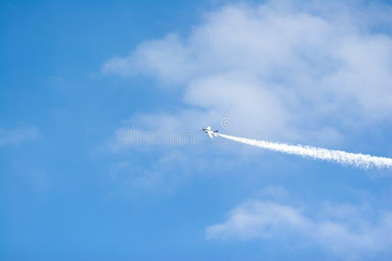 Airshow door de Japanse Lucht Zelf - defensiekracht royalty-vrije stock afbeeldingen