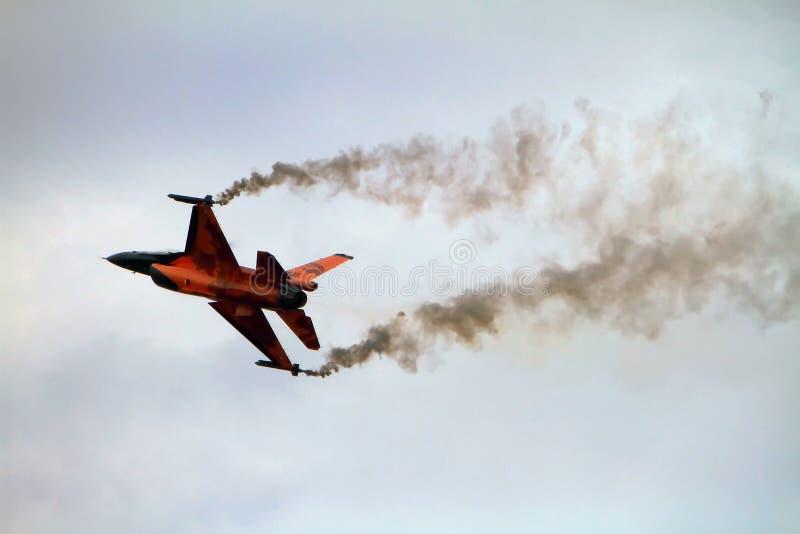 Airshow F-16 fotografie stock