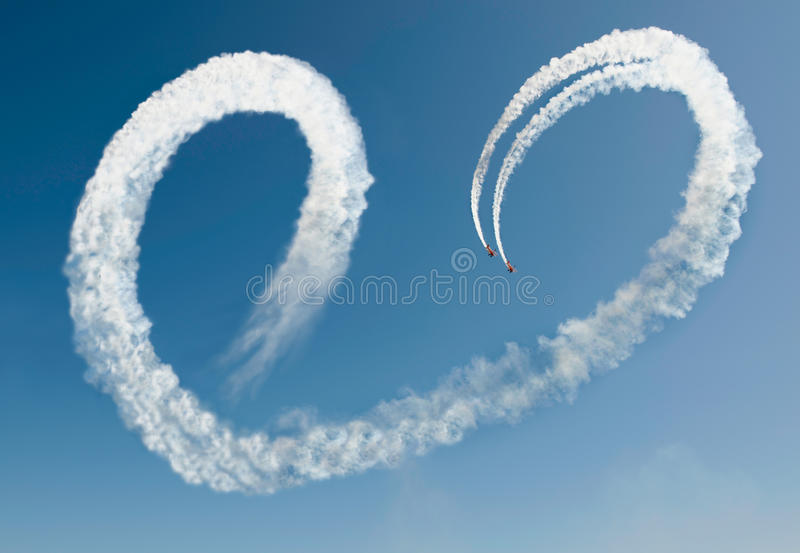 Airshow in love