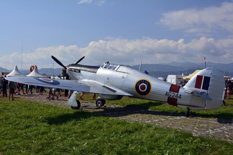 Airshow, Luftmacht 16, lizenzfreie stockfotos
