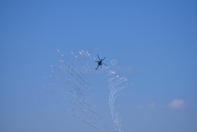 airshow Rostov-On-Don immagini stock