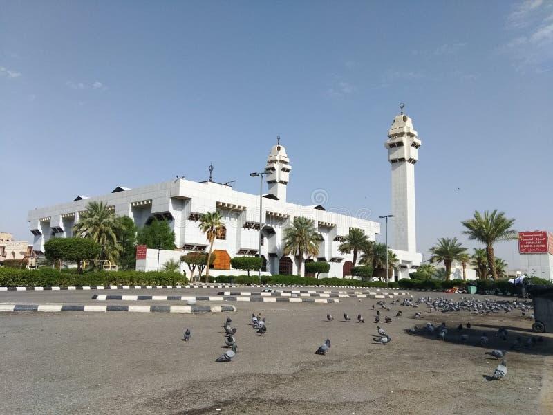 Aisha-masjid lizenzfreies stockbild