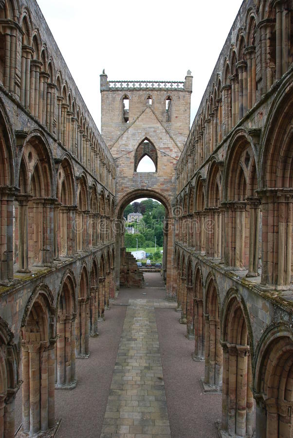 Download Aisle In Jedburgh Abbey Royalty Free Stock Photo - Image: 20614675