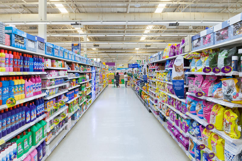 Aisle view of a tesco lotus supermarket editorial stock image download aisle view of a tesco lotus supermarket editorial stock image image of economy gumiabroncs Image collections