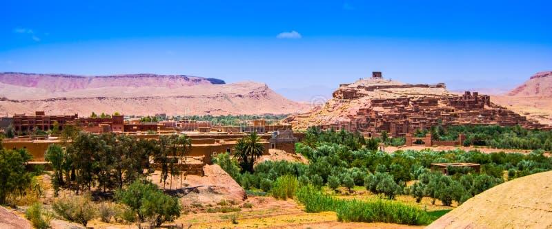 Ait Ben Haddou - Μαρακές στοκ εικόνα
