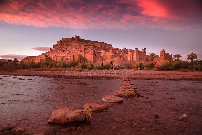 Ait Ben Haddou, Μαρόκο