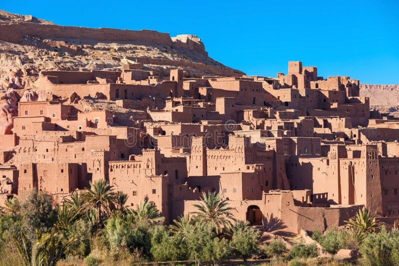 Download Ait Ben Haddou stock photo. Image of landmark, desert - 78032560