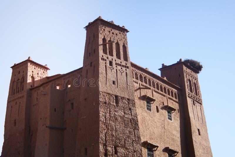 ait Ben haddou kasbah Morocco zdjęcie stock