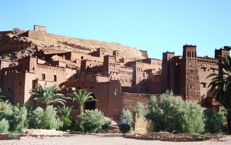 ait Ben haddou kasbah Morocco zdjęcia royalty free