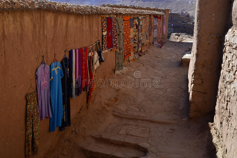 ait ben haddou stock images