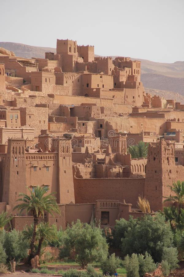 Download Ait Ben Haddou stock image. Image of outdoor, tones, morocco - 79009751