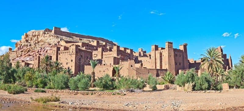 AIT Benhaddou, Marrocos fotos de stock royalty free