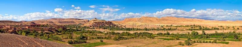 AIT Benhaddou, Marrocos fotos de stock