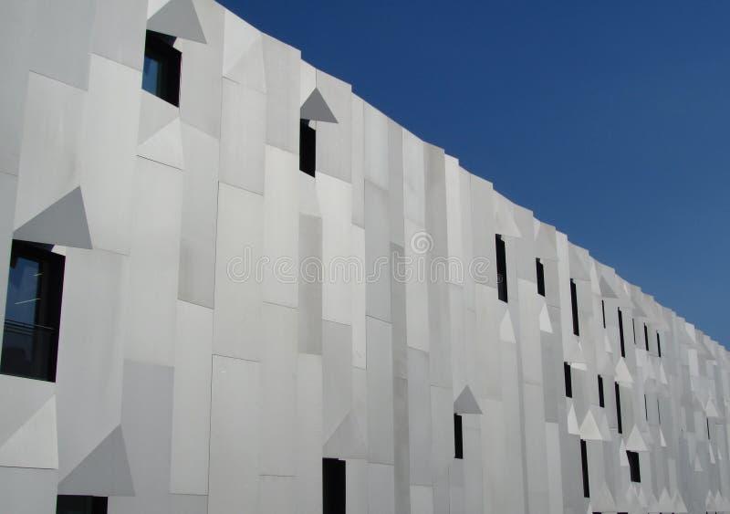 Aix,法国音乐学院  免版税库存图片