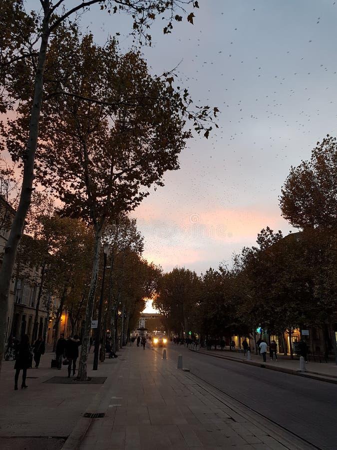 Aix En Provence obraz stock