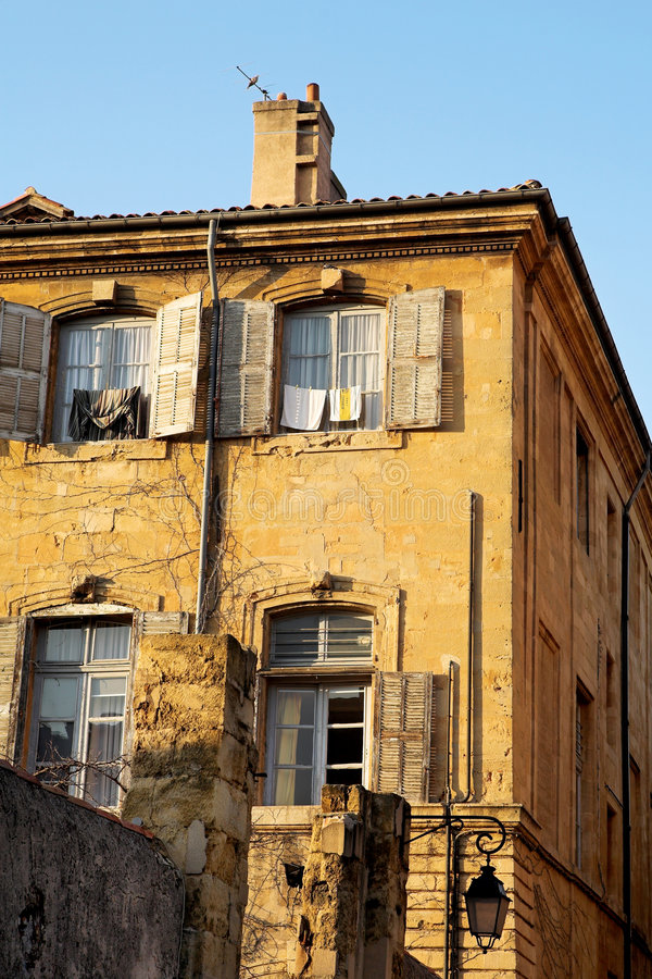 Aix-en-Provence #45 imagens de stock royalty free