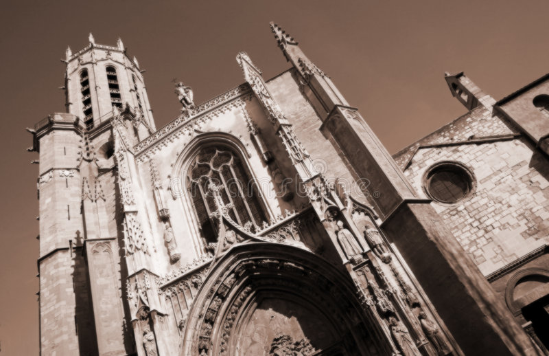 Aix-en-Provence #6 immagine stock libera da diritti