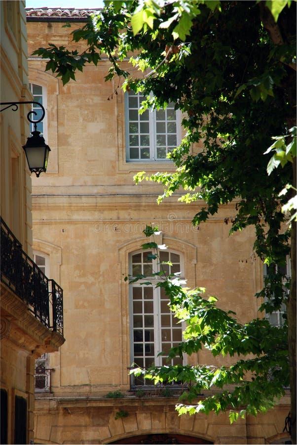Aix-en-Provence (sud de la France) photo stock