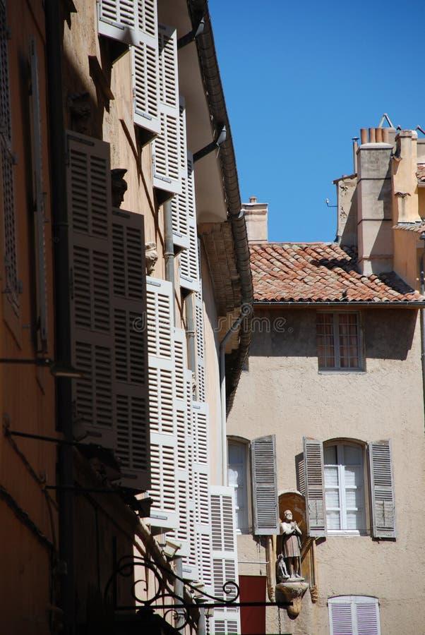 Aix-en-Provence (al sur de Francia) fotografía de archivo